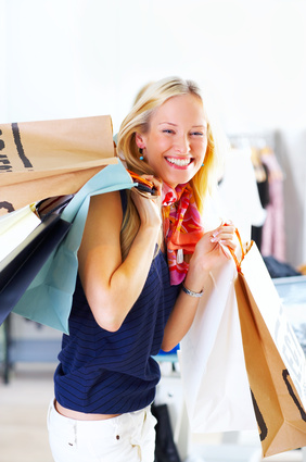 Shopping © Yuri Arcurs - Fotolia.com